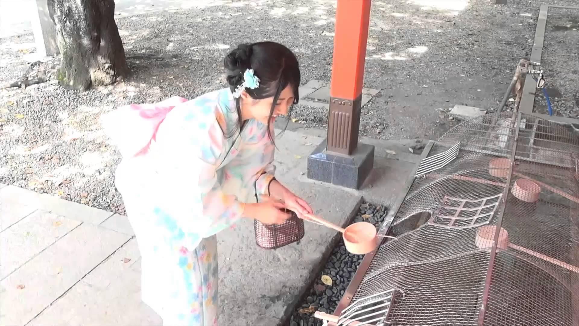 レンタル彼女PREMIUM~水城咲・浴衣に変身~