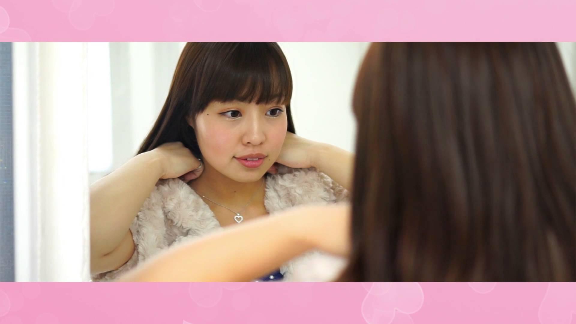 矢島杏樹 バレンタインver